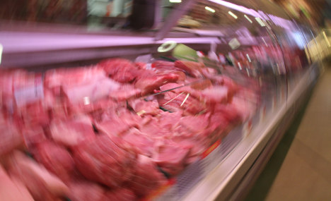 Rotten meat at butcher shops simply the wurst