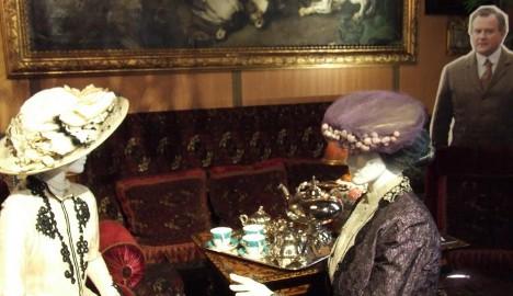 Edwardian England on display in Stockholm