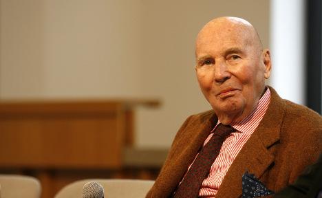 Composer Hans Werner Henze dead at 86
