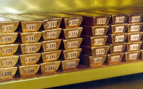 Germany's overseas gold 'not monitored properly'
