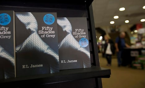 Readers hot for erotic books in Frankfurt