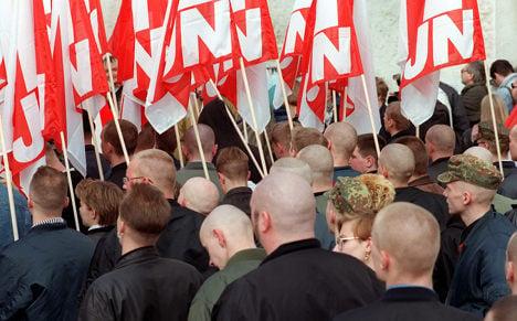 More than 100 wanted neo-Nazis roam free