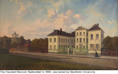 Stockholm – where the past and the future combine
