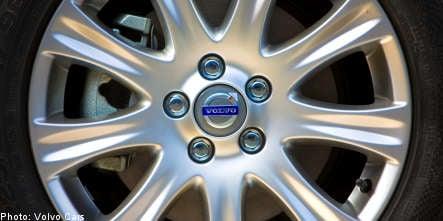 Volvo halts production at Swedish plant