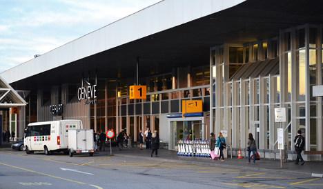 Fake bomb threat shuts part of Geneva airport
