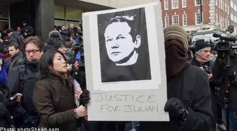 Swedish police link cyber attacks to Assange case