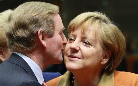 Germany: Irish bank debt 'special circumstance'