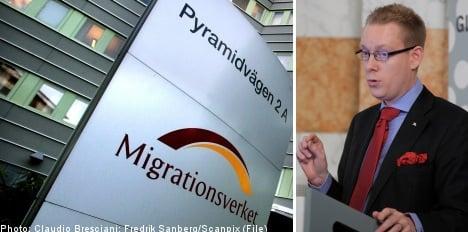 Sweden takes lead in EU Balkan visa push