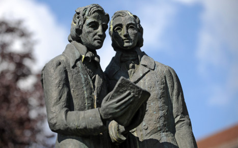 Following the Brothers Grimm fairy trail