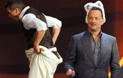 Tom Hanks slates top German TV show