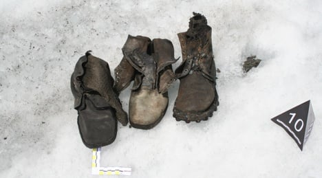 Glacier bones traced to long-lost brothers