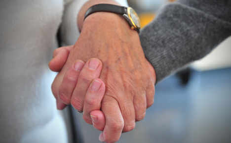 Hesse acts to recruit Spanish carers