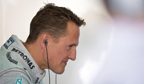 Schumacher: No regrets at last Grand Prix
