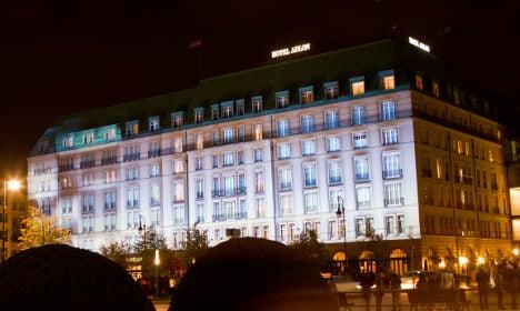 Deutsche Bank talks austerity in posh hotel