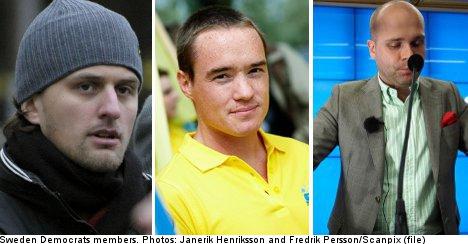 Sweden Democrats in race-hate probe