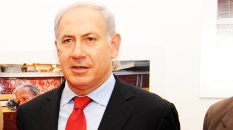 Netanyahu 'hijacked memorial service'