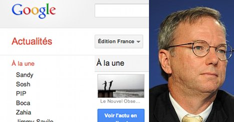 Google: French tax row will be solved 'this year'