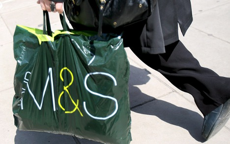 Marks and Spencer takes on German market