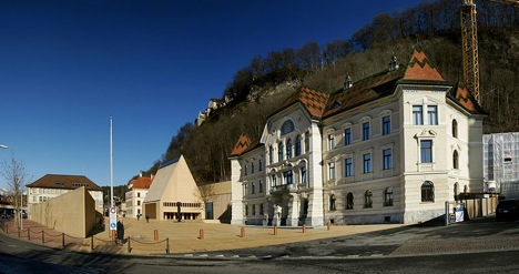 Liechtenstein signs new tax data agreements