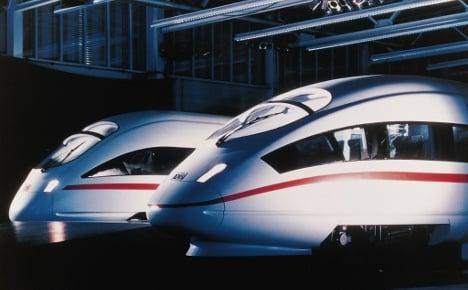 Bahn runs on thin ICE as Siemens delays trains