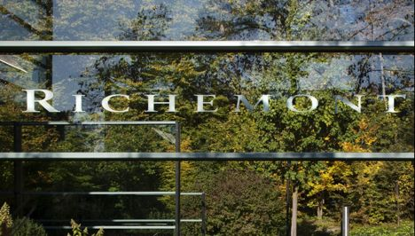 Currency effect lifts Richemont profits