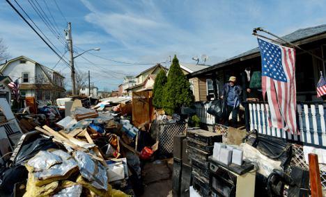 High profits for insurer despite Sandy claims