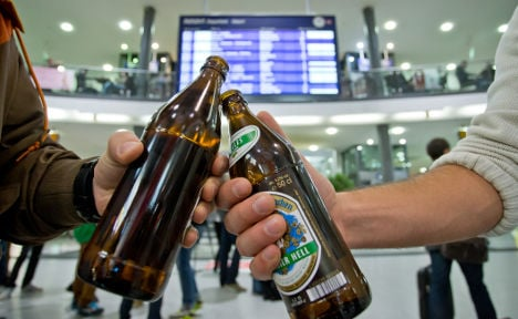 Should trains become booze-free zones?