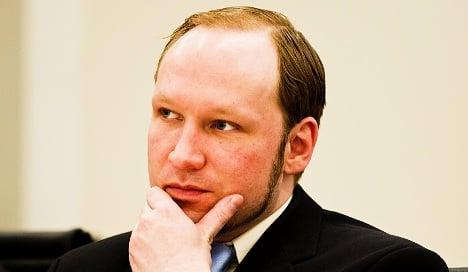 Breivik complains about prison restrictions