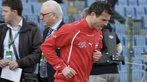 Top Swiss football scorer set to retire