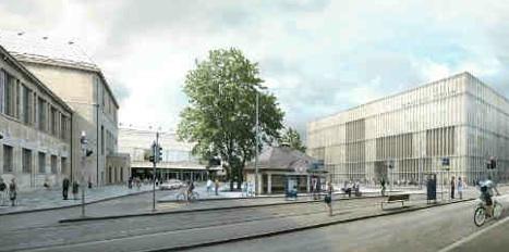 Zurich voters back art museum expansion