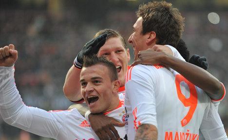 Bayern Munich 'content with 1-1 Nuremberg draw'