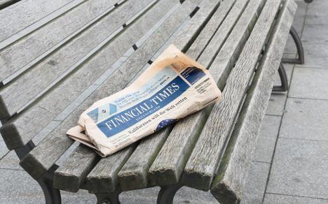 Financial Times Deutschland closes