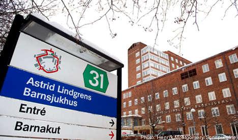 Child's appendix bursts after 20 hour ER wait