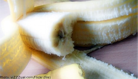 Woman successful in banana attack appeal