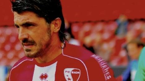 Former Milan star tackles Swiss football turbulence