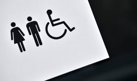 Disabled man barred from loo over safety fears