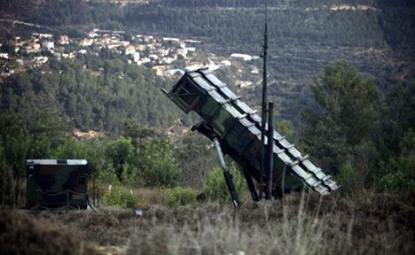 Minister seeks go-ahead for Turkey missiles