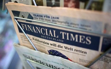 Financial Times Deutschland to fold