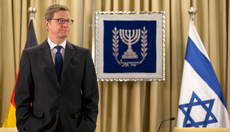 Palestinians: Germany too biased for diplomacy