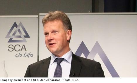 SCA to slash 1,500 jobs in cost-cutting bid