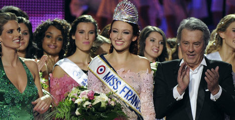 Miss France quiz asks 'Who's Prime Minister?'