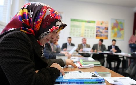 Woman ordered to learn German after 30 years