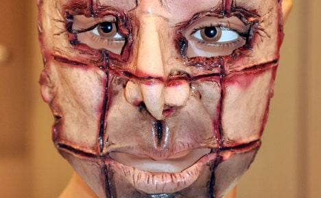 Teen horror mask killer to serve ten years