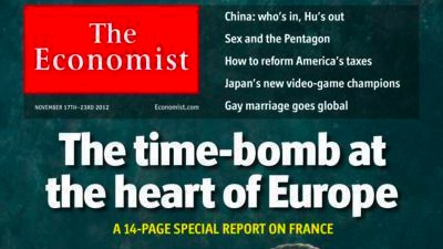 French officials lash out at The Economist