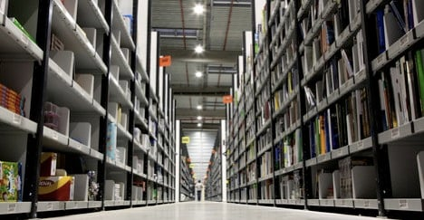 Amazon adds fourth distribution centre