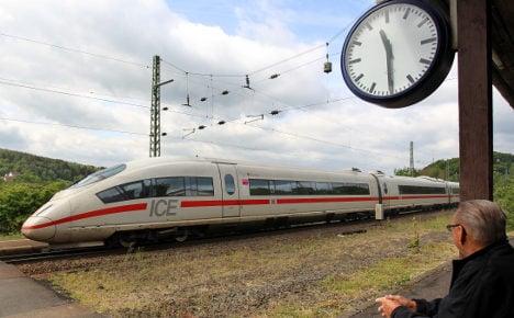 Munich-Berlin train 'will soon take four hours'
