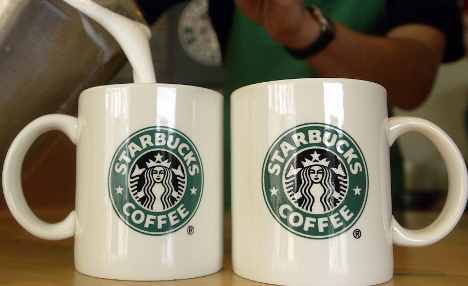 Starbucks has 'never paid German income tax'
