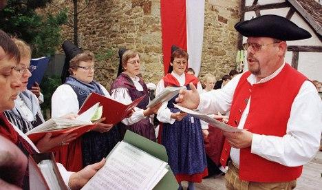 'Hitler connection' stops Bavarian music award