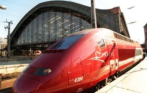 Anti-austerity strikes hit European train services