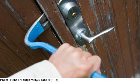 Sweden seeks tougher penalties for burglars